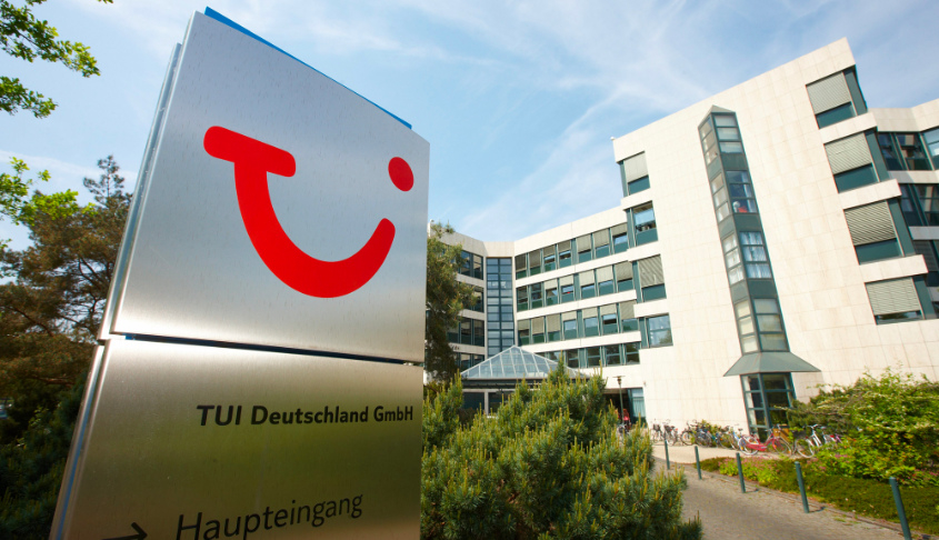 The TUI Deutschland GmbH building in Hanover (© TUI GROUP)