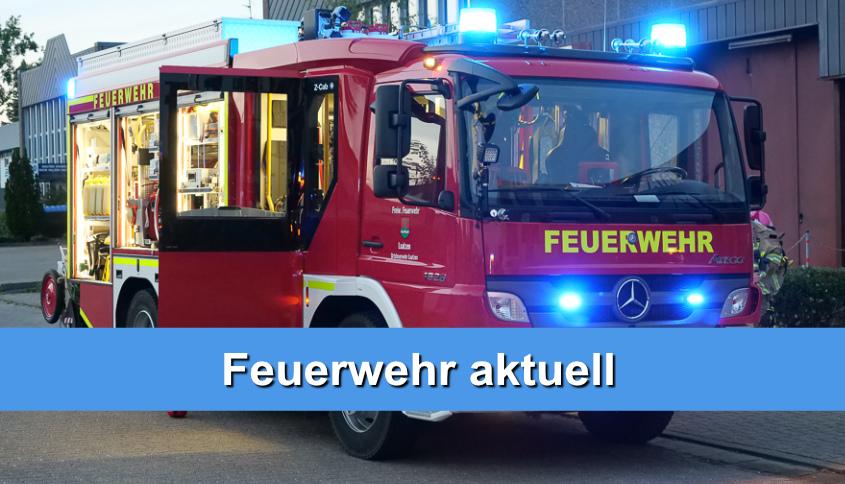 Feuerwehr aktuell laatzen