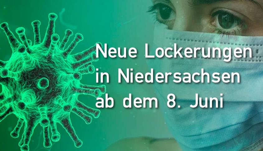 Lockerungen Niedersachsen Juni