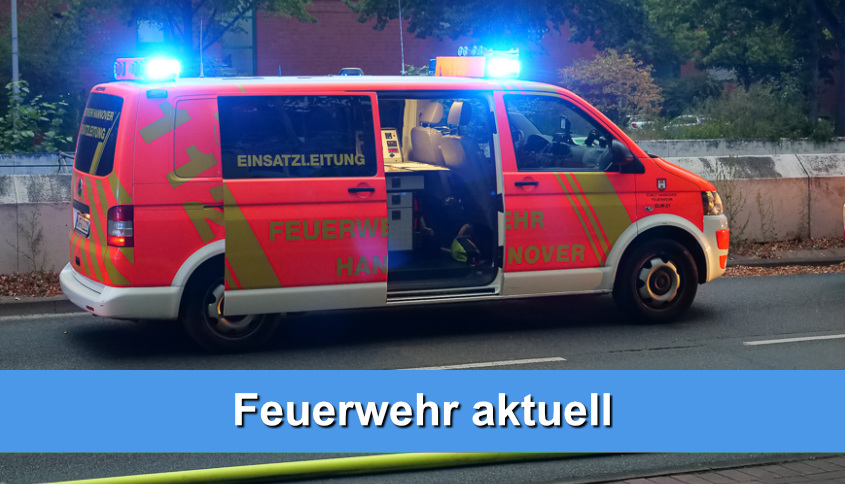 Feuerwehr aktuell ELW
