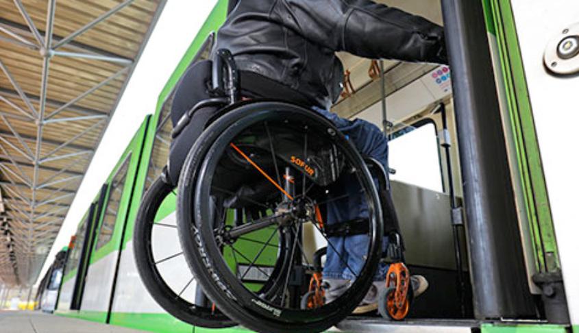 Mobilitätstraining ÜSTRA