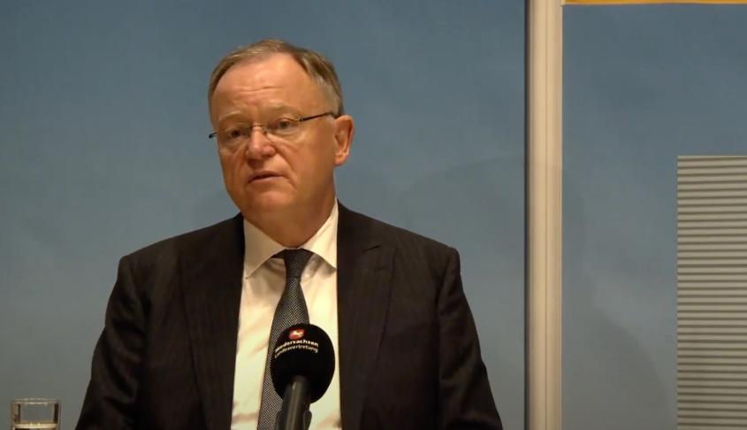 MP Stephan Weil Erklärung