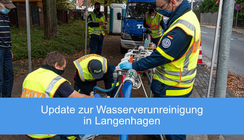 Update Wasserproblem Langenhagen