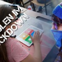 Schulen im Lockdown