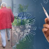 Altenheimbewohner impfen