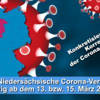 Corona Verordnung 13 15 März