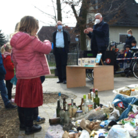 Kita Langenhagen Müllsammeln