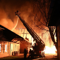 Scheunenbrand 21.03.21