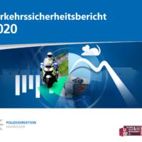 Verkehrssicherheitsbericht 2020 titelillu