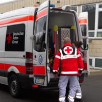 Krankenwagen DRK