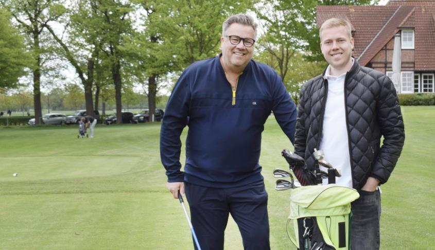 Möbel Hesse Golfturnier