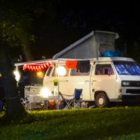 Übernachtung Camper