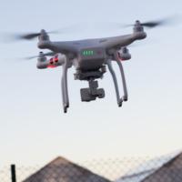 Drohne Symbolfoto