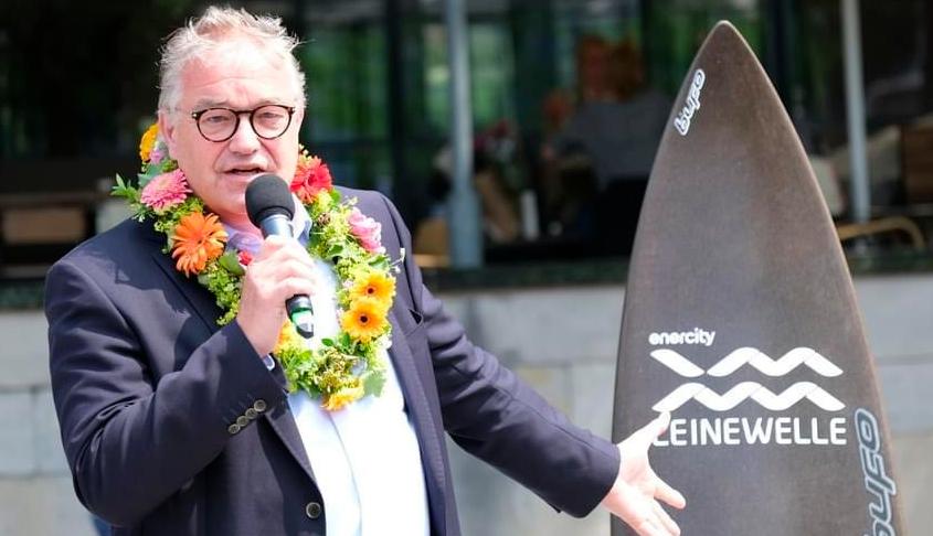 Hauke Jagau Leinewelle Matthias Falk