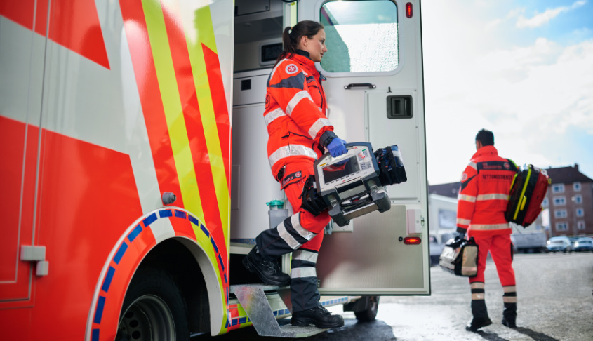 Novellierung Ausbildung Rettungssanitäter Martin Bühler