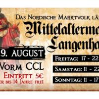 Mittelaltermarkt Einladung Langenhagen