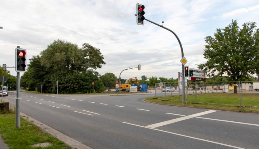 Wendeplatte Bus Langenhagen