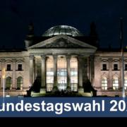 Bundestagswahl Gebäude